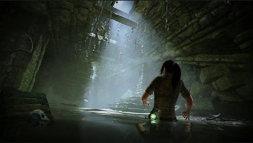 Shadow of the Tomb Raider aura son pilote GeForce Game Ready