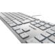 Cherry KC 6000 Slim, un clavier extra-plat imitant l'aluminium