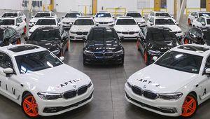 Lyft lance officiellement sa flotte de voitures autonomes avec Aptiv