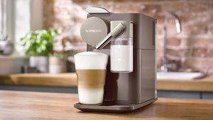 Nespresso dévoile sa nouvelle cafetière: la Lattissima One