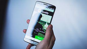 Des abonnés Spotify en proie à un problème de compatibilité