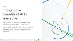 Google concentre tous ses efforts de recherche au sein de Google AI