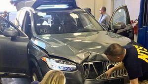 Voitures autonomes: le logiciel de Uber a ignoré la piétonne