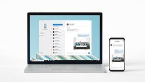 Your Phone: Microsoft efface la frontière entre smartphone et PC