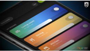 Luminaires Philips Hue: vers une troisième version de l'application