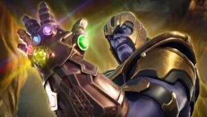 Le méchant des Avengers s'invite dans Fortnite
