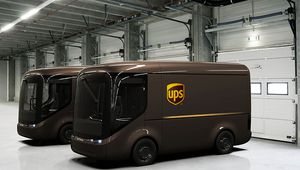 UPS va déployer de nouveaux fourgons électriques
