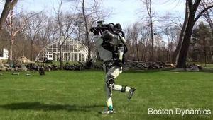 Vidéo: le robot Atlas de Boston Dynamics se met à la course