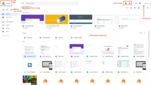 Google Drive: un nouveau look pour coller aux autres outils Google