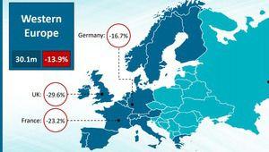 Nokia de retour à la 5e place des ventes en Europe