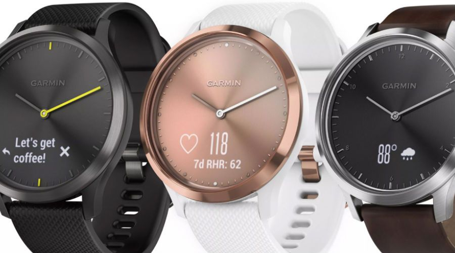 News garmin vivomove HR