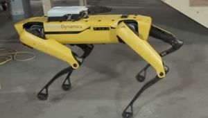 Le chien robot de Boston Dynamics bientôt commercialisé
