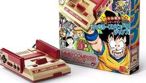 Une nouvelle édition de la NES Classic Mini dédiée aux mangas