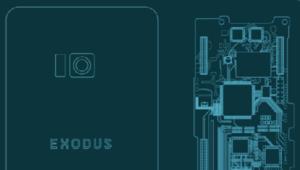 HTC Exodus, un smartphone qui tire profit de la blockchain