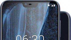 HMD cède à l'encoche avec le Nokia X6