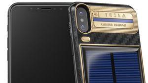 Caviar édite un iPhone X Tesla à 3900€