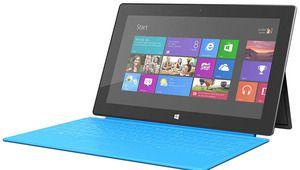 Une nouvelle tablette Surface