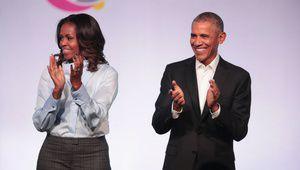 Michelle et Barack Obama produiront du contenu pour Netflix