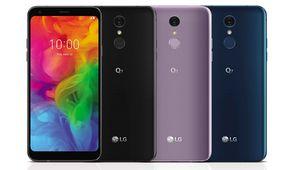 Les LG Q7, Q7+ et Q7α font leur apparition chez LG