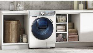 Revue de détail: la gamme de lave-linge Samsung QuickDrive