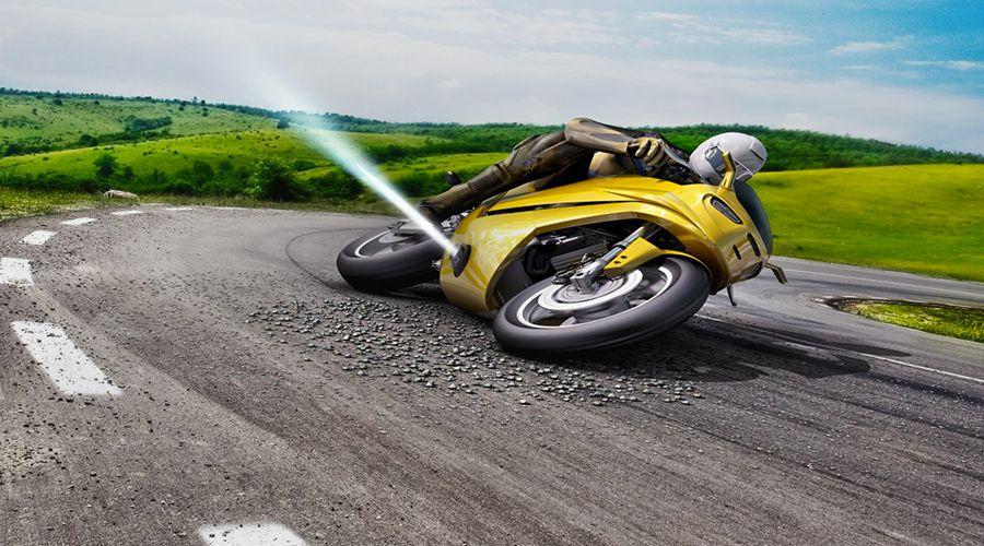 Bosch met les gaz pour la sécurité du motard
