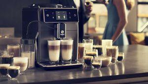 Saeco décline une cafetière automatique Xelsis très haut de gamme