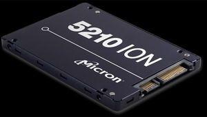 Intel et Micron: un premier SSD NAND Flash QLC à très grande capacité