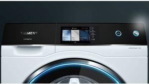 Un lave-linge à l'avant-garde de la technologie chez Siemens