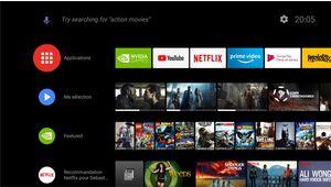La Shield TV reçoit Android 8.0 et s'invite chez un opérateur