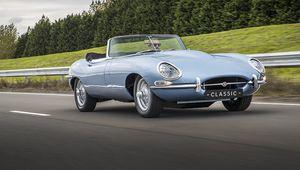 Jaguar E-type Concept Zero: le plus beau carrosse royal électrique