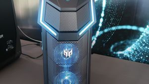 Prise en main – PC Predator Orion 5000