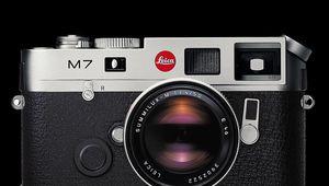 Leica arrête la production des M7