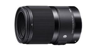 Les objectifs Sigma 70mm f/2,8 et 105mm f/1,4 annoncés courant juin
