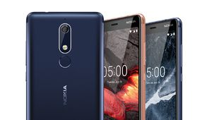 Nokia renouvelle trois smartphones d'entrée de gamme