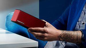 Energy Sistem présente son enceinte portable Music Box 5+