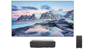Hisense commercialise son Laser TV 100