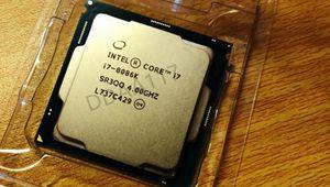Intel fête ses 50 ans avec le Core i7-8086K à 5 GHz