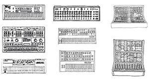Synth Evolution, une encyclopédie sonore des synthés