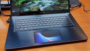 Computex 2018 – Zenbook Pro15: un écran en guise de touchpad
