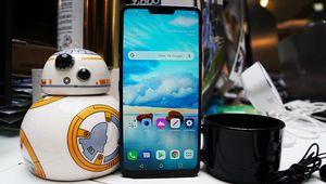 Labo– L'écran du LG G7 rétrograde