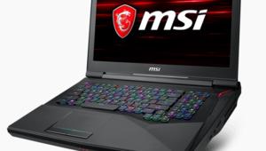 Computex 2018 – MSI dévoile ses PC portables gamers