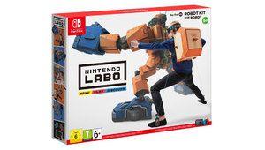 Bon plan – Kit Robot Nintendo Labo Toy-Con 2 à 39€