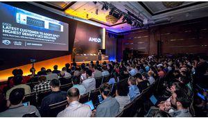Computex 2018– AMD Ryzen Threadripper 2 à 32 cœurs et GPU 7 nm
