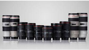 Canon renouvelle ses zooms 70-200mm f/2,8 et f/4
