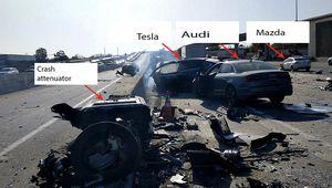 Accident mortel Tesla Model X: le NTSB publie un rapport préliminaire