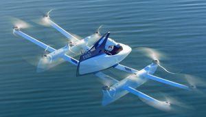 Larry Page commercialise son multirotors, le Kitty Hawk Flyer