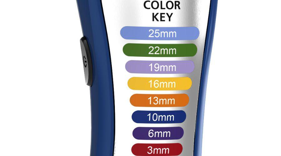 News wahl color pro lithium%20b