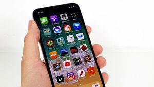 L'iPhone X est le smartphone le plus vendu au monde au 1er trimestre
