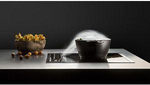 Le fabricant de hottes aspirantes Falmec s'ouvre aux tables de cuisson