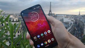 Prise en main – Le Moto Z3 Play un smartphone en relief